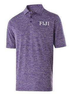 FIJI Fraternity Letter Electrify Polo