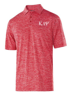 Kappa Alpha Psi Small Greek Letter Electrify Polo