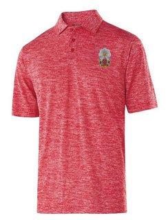 Phi Sigma Kappa Greek Crest Emblem Electrify Polo