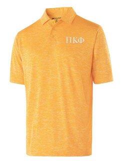 Pi Kappa Phi Subtle Greek Letter Defer Polo