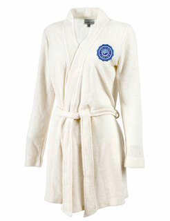 DISCOUNT-Zeta Phi Beta Dove Seal Cozy Robe