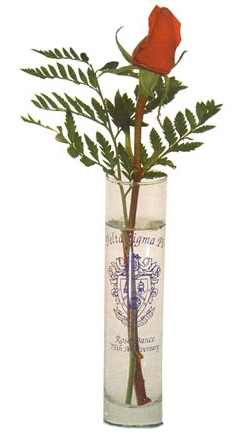 Design Your Own Sorority Bud Vase