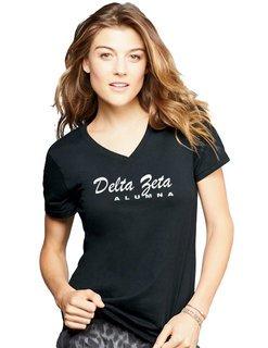 Delta Zeta Alumna V-neck