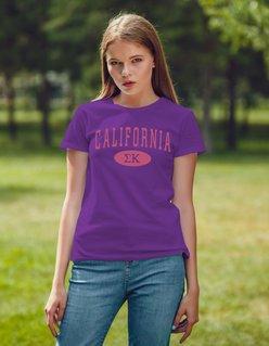 Sigma Kappa State T-Shirts