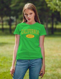 Alpha Sigma Tau State T-Shirts