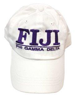 FIJI Fraternity World Famous Line Hat