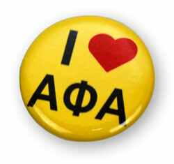 Fraternity Pins & Custom Buttons - Greek Gear