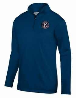 Kiwanis- $39.99 World Famous Wicking Fleece Pullover