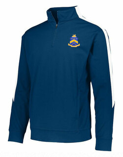 DISCOUNT-Pi Kappa Phi-  World Famous Greek Crest - Shield Medalist Pullover