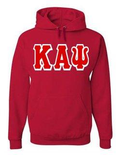 Jumbo Twill Kappa Alpha Psi Hooded Sweatshirt