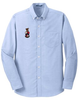 Beta Theta Pi SuperPro Oxford Shirt- CLEARANCE