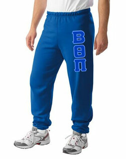 Beta Theta Pi Lettered Sweatpants
