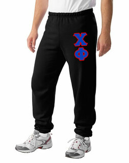 Chi Phi Lettered Sweatpants