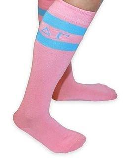 Delta Gamma Knee Socks
