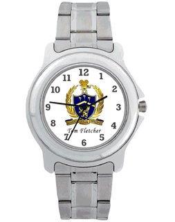 Delta Kappa Alpha Commander Watch