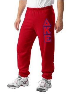 Delta Kappa Epsilon Lettered Sweatpants
