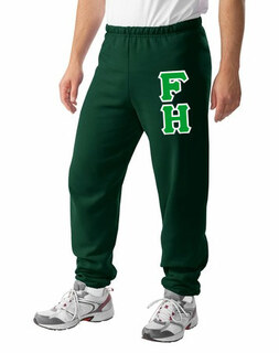 FarmHouse Fraternity Lettered Sweatpants