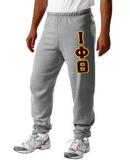 Iota Phi Theta Lettered Sweatpants