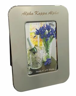 AKA Engraved Picture Frame - 50% Off!