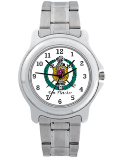 Omega Psi Phi Commander Watch