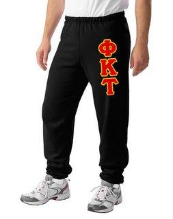 Phi Kappa Tau Lettered Sweatpants