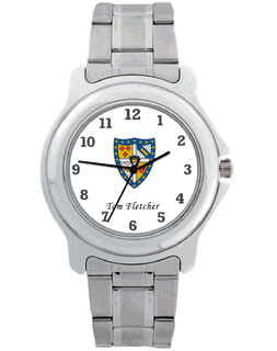 Sigma Alpha Epsilon Commander Watch