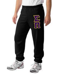Sigma Pi Lettered Sweatpants