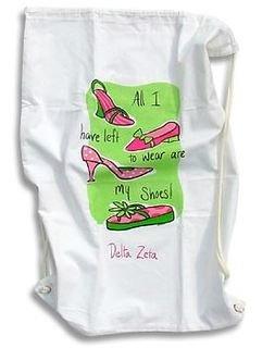 Sorority Laundry Bags
