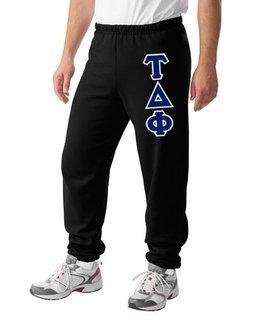 Tau Delta Phi Lettered Sweatpants