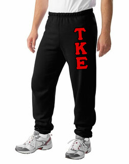 Tau Kappa Epsilon Lettered Sweatpants