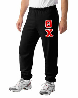 Theta Chi Lettered Sweatpants