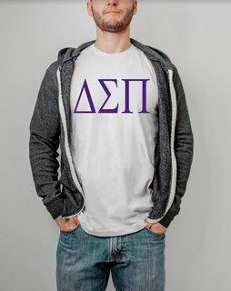 Delta Sigma Pi Lettered Shirt