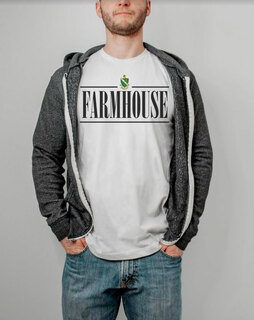 FARMHOUSE Line Crest Tee