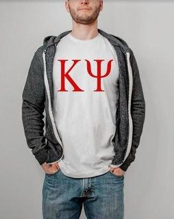Kappa Psi Lettered Shirt