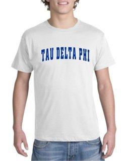 Tau Delta Phi Letterman Shirt