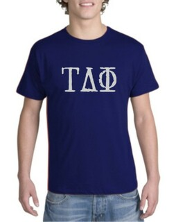 Tau Delta Phi Type Greek Shirt
