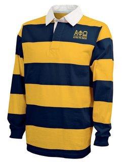 Alpha Phi Omega Lettered Rugby