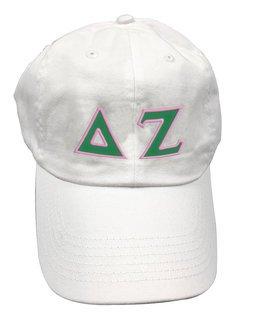 Delta Zeta Double Greek Letter Cap