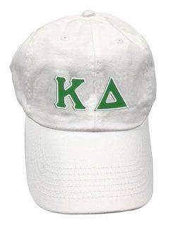 Kappa Delta Double Greek Letter Cap