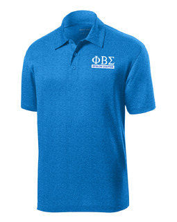 Phi Beta Sigma- $25 World Famous Greek Contender Polo