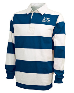 Phi Beta Sigma Lettered Rugby