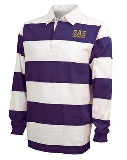 Sigma Alpha Epsilon Lettered Rugby