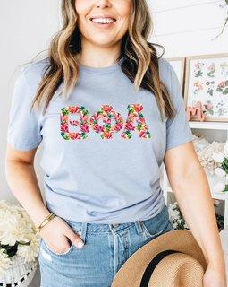 Theta Phi Alpha Comfort Colors Lettered Greek Short Sleeve T-Shirt