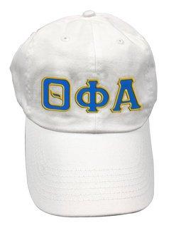 Theta Phi Alpha Double Greek Letter Cap