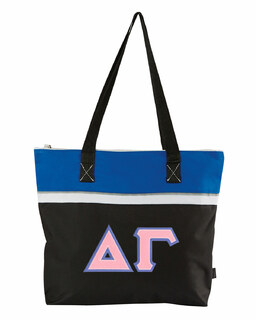 $19 Delta Gamma Lettered Muse Totebag