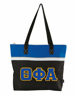 DISCOUNT- Theta Phi Alpha Lettered Muse Totebag