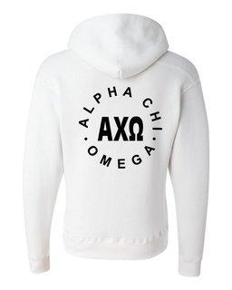 Alpha Chi Omega Circle Hoodie