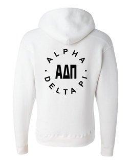 Alpha Delta Pi Circle Hoodie