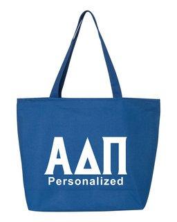 Alpha Delta Pi Design Your Own Tote Bag