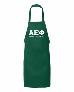 Alpha Epsilon Phi Large Apron